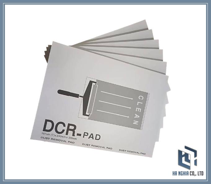 Tấm giấy dính bụi DCR PAD