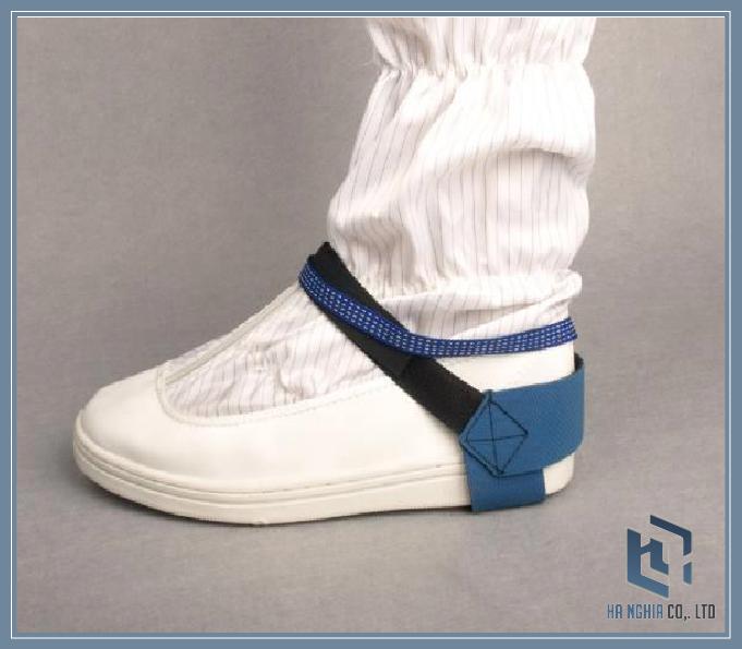 Vòng đeo chân chống tĩnh điện